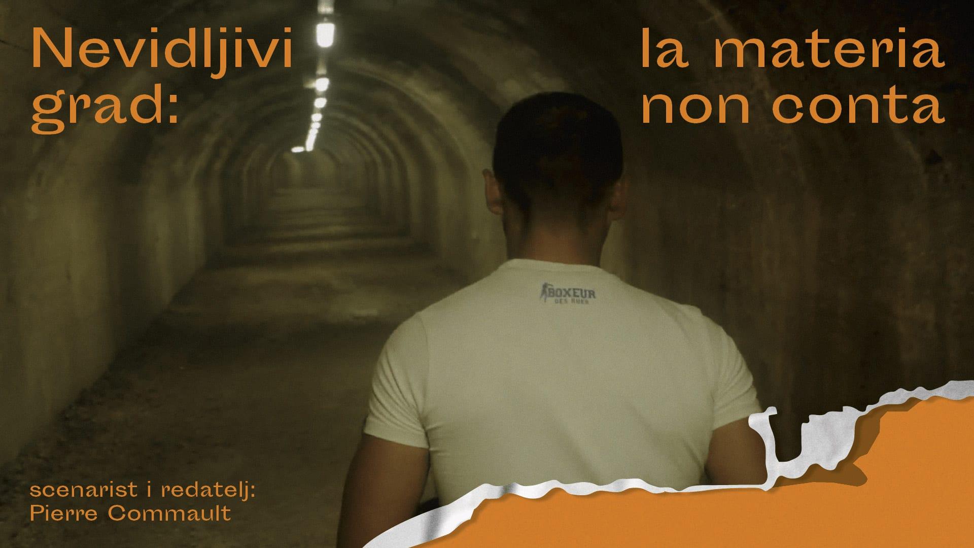 Premijera dokumentarnog filma 'Nevidljivi grad' u riječkom Art-kinu Croatia