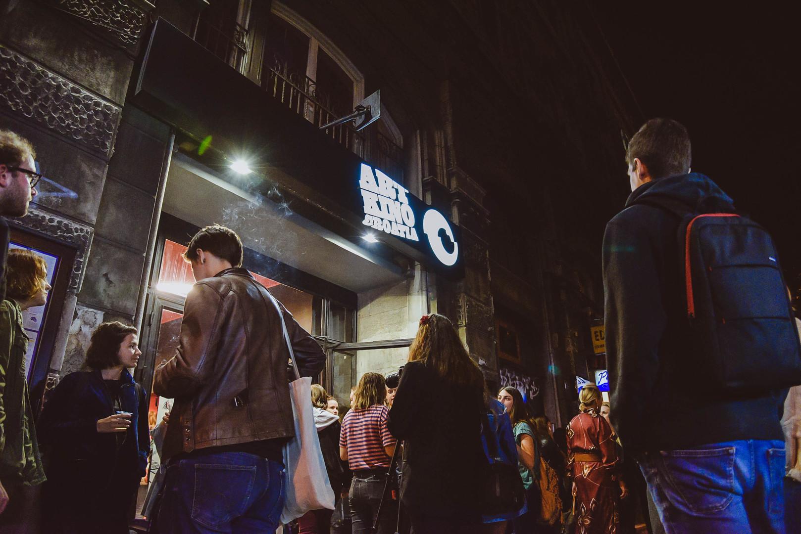 Međunarodni studentski filmski festival (STIFF)